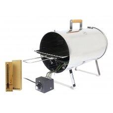 Muurikka 1100W PRO elektrinė rūkykla + belaidis termometras