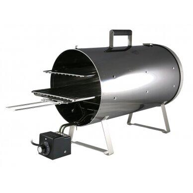 Muurikka 1200W PRO Black Edition elektrinė rūkykla 2