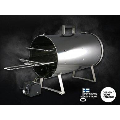 Muurikka 1200W PRO Black Edition elektrinė rūkykla